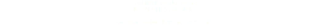 OAKIVY PRODUCTIONS LOS ANGELES / BOSTON contact us at: info (at) oakivy.com • 323 999 1437